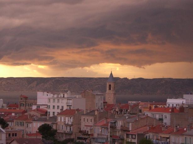 Reporters - Marseille 13007 - Ciel