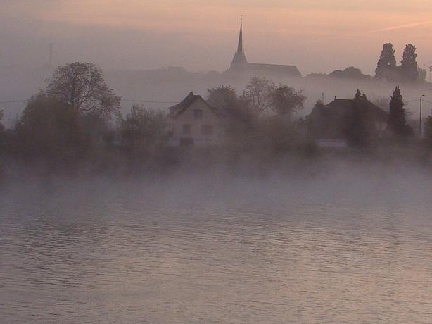 Reporters - Elbeuf 76500 - Brouillard