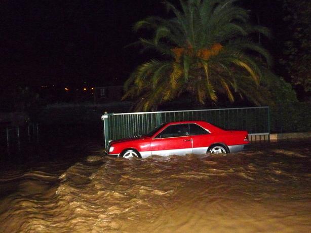 Reporters - Sainte-Maxime 83120 - Catastrophe