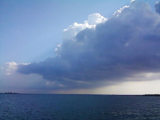 Actualit m t o cet apr s midi temps frais et instable - Meteo marine port camargue saint raphael ...