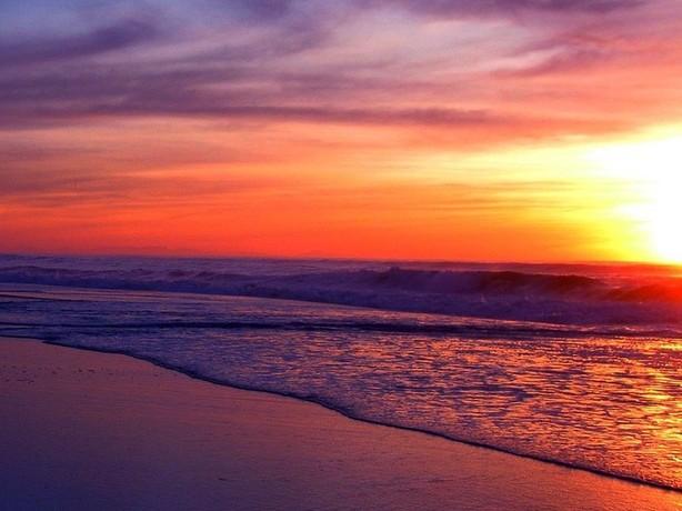 Photo m t o la cha ne m t o - L heure du coucher du soleil aujourd hui ...