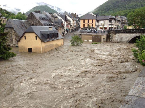 Reporters - Arreau 65240 - Catastrophe