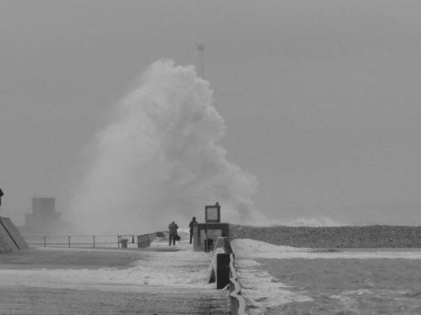Reporters - Le Havre 76600 - Mer