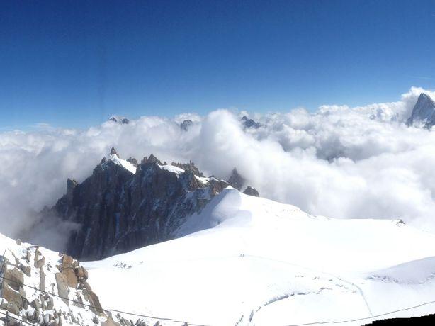 Reporters - Chamonix-Mont-Blanc 74400 - Froid