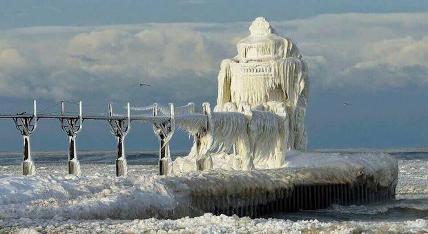 actualit m t o etats unis un hiver sans pr c dent est annonc la cha ne m t o. Black Bedroom Furniture Sets. Home Design Ideas