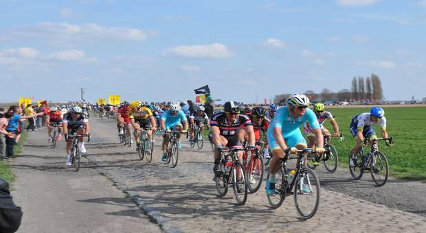 Actualit m t o cyclisme un paris roubaix au sec la - Meteo france compiegne ...