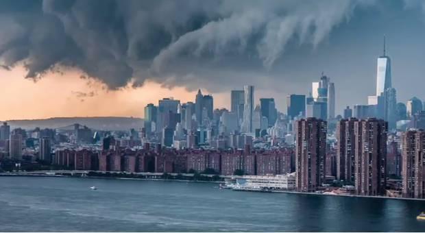 actualit m t o ciel d 39 apocalypse sur new york la cha ne m t o. Black Bedroom Furniture Sets. Home Design Ideas
