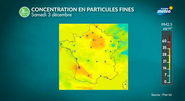 Pollution: circulation alternée reconduite, appel au civisme