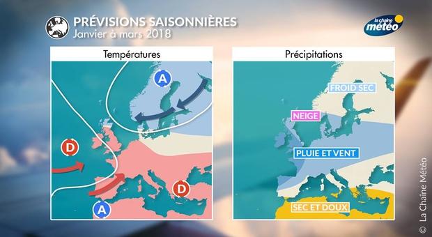 pluviométrie paris janvier 2018