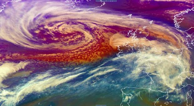 Le point de la situation sur la façade atlantique — Tempête Carmen