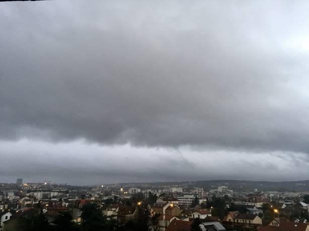 Actualit m t o demain pluies abondantes et vents - Meteo rueil malmaison ...