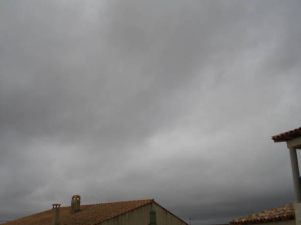 ciel gris