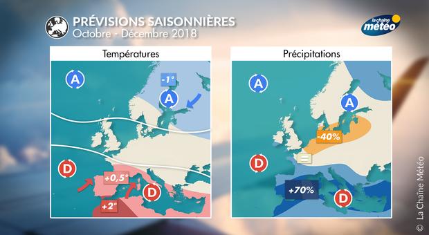tendance meteo noel 2018 Actualité Météo :   METEO CONSULT tendance meteo noel 2018
