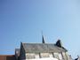 Ciel bleu sur Par�ay-Meslay � midi