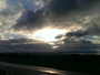 Entre nuages et soleil