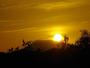 Lever de soleil sur le mont Ventoux