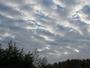 Ciel couvert ce matin