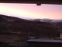 Ciel sur la vallée des belleville depuis le hameau de béranger
