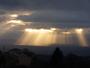 On appel cela des rayons de pluie avec les rayons du soleil