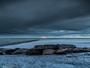 Orage de gr�le et neige