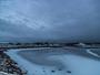 Orage gr�le et neige