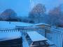 La neige au lev�