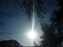 Soleil   voil�......vent   violent.....ciel   bleu.....