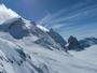 Glacier de la grande motte � tignes