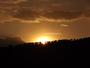 Coucher de soleil sur l'Esterel