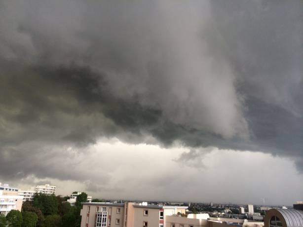 Photo météoLa Chaîne Météo ~ Tresor Public Rosny Sous Bois