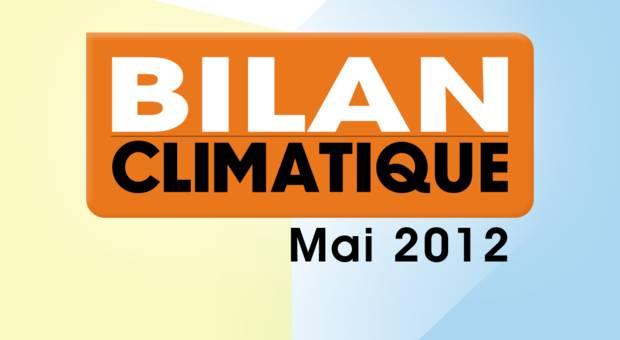 Vidéo Bilan climatique de Mai 2012