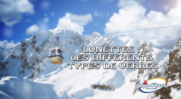 Vidéo Lunettes : les différents types de verres