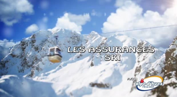 Vidéo Les assurances ski