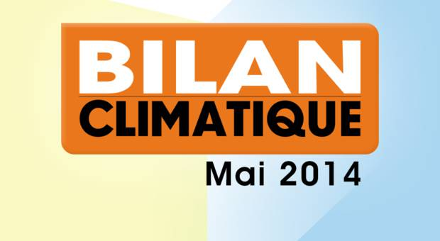 Vidéo Bilan climatique de mai 2014