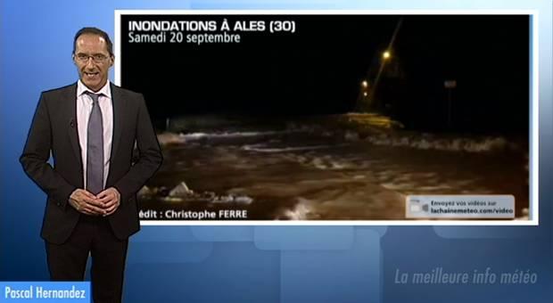 Actualit m t o terribles orages et inondations dans la - La chaine meteo montelimar ...