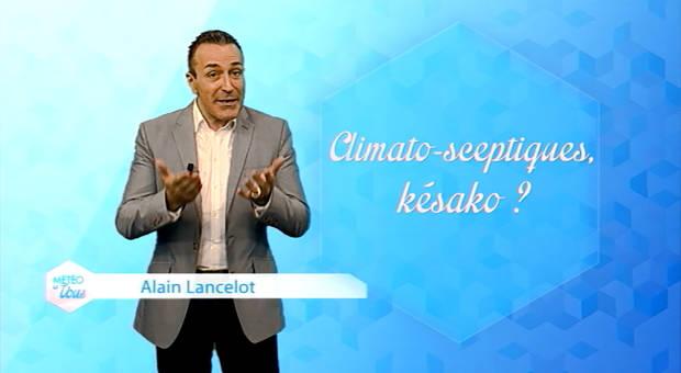 Vidéo Etre climato-sceptique, c'est quoi ?