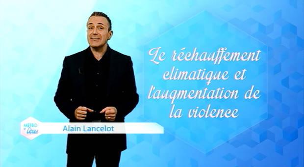 Vidéo Réchauffement climatique et violence : un lien étonnant