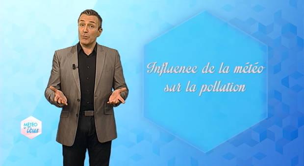 Vidéo Pollution et météo : le temps joue un rôle