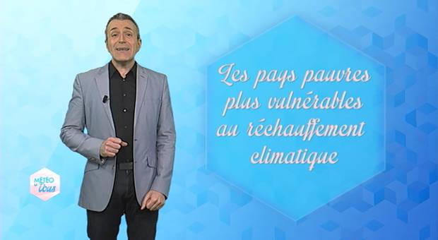 Vidéo Pays pauvres & réchauffement climatique