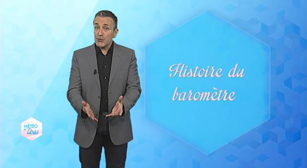 Vidéo L'histoire du baromêtre