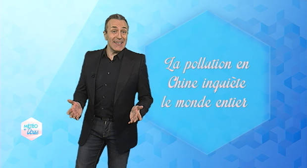 Vidéo La pollution en Chine