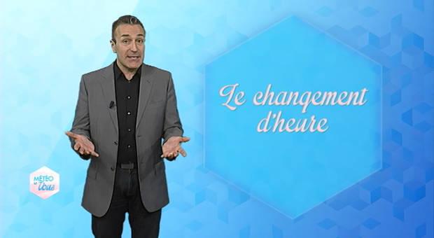 Vidéo Le changement d'heure
