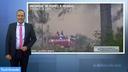 Incendie en Gironde : le vent et la s�cheresse...