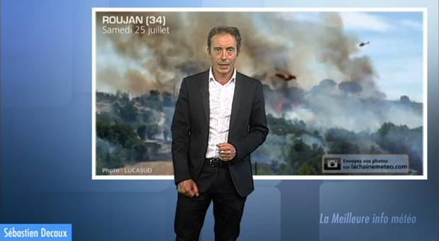 Incendies en France