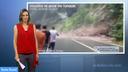 Turquie : coul�es de boue spectaculaires