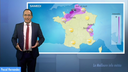 Attention aux orages pr�s de la Manche