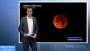 �clipse de super-lune : vos photos