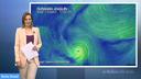 Ouragan Joaquin sur les USA et Bahamas