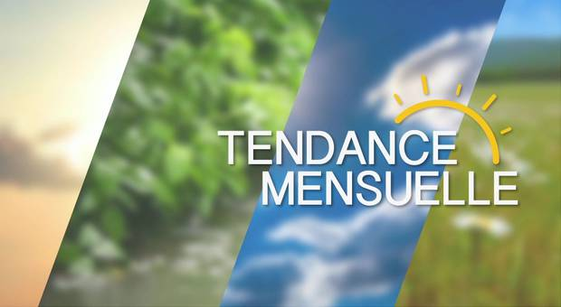 Tendance � 1 mois