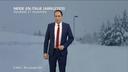 Italie : un m�tre de neige en 24 heures !...